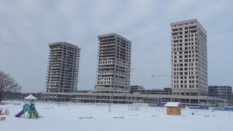 Продается квартира-студия в ЖК Циолковский, г. Обнинск - Фото 1