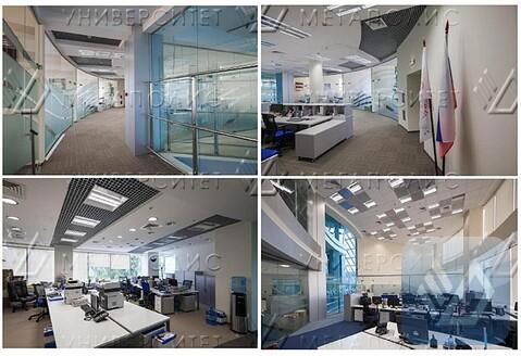Сдам офис 200 кв.м, бизнес-центр класса A «Парк Тауэр» - Фото 5