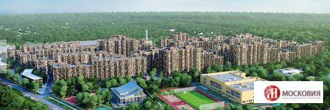 1-комн квартира с панорамными окнами, Апрелевка, 27 км по Киевскому ш. - Фото 3