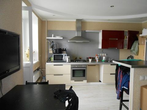 2-комнатная квартира в с. Павловская Слобода, ул. Луначарского, д. 11 - Фото 2