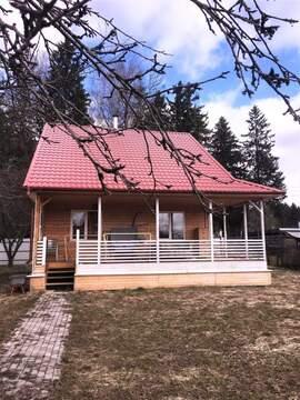 Продажа: дом 80 м2 на участке 6 сот, охрана - Фото 1