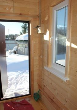 Предлагаю жилой дом из клееного бруса в СНТ с пропиской. - Фото 3