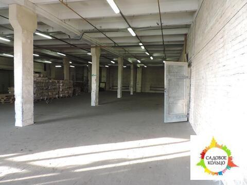 Вашему вниманию предлагается теплый склад на охраняемой территории - Фото 2