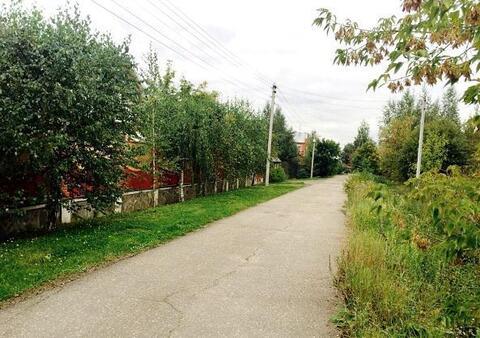 Земельный участок по адресу Москва, Кокошкино пгт, ул.Августовская - Фото 3