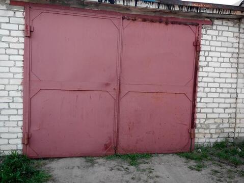 Продаётся гараж, г. Кимры, Старое савёлово. - Фото 1