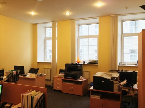 Аренда офиса 234 кв.м. Метро Цветной бульвар - Фото 2