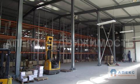 Продажа помещения пл. 6590 м2 под склад, м. Печатники в складском . - Фото 5