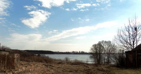 15 соток в деревне Лубенки, Можайское водохранилище, 200 м до берега. - Фото 2