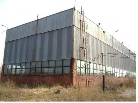 Продается склад 16374 кв.м, поселок Кудьма - Фото 1