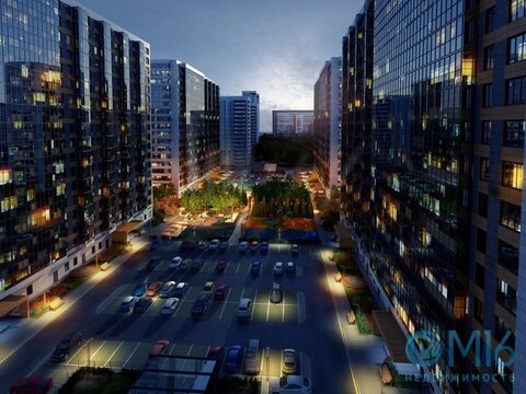 Продажа 1-комнатной квартиры в Московском районе, 33.14 м2 - Фото 2