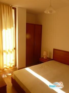 Светлая и просторная двухкомнатная квартира у моря в Болгарии, Солнечн - Фото 1