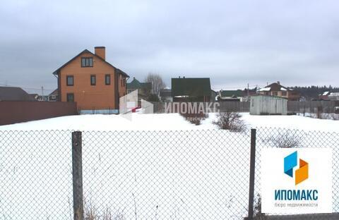 Земельный участок 12 соток, ИЖС,37 км от МКАД, Киевское шоссе - Фото 1