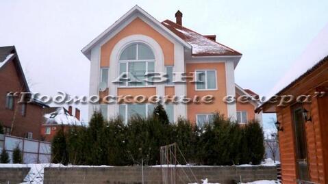 Киевское ш. 17 км от МКАД, Власово, Коттедж 450 кв. м - Фото 1