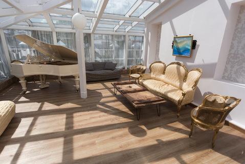 Изысканная квартира с большой террасой в центре посуточно - Фото 1