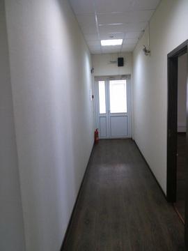Аренда офисного блока, пр. Гагарина из 4 кабинетов. 2 с/узла. 6 эт. - Фото 4