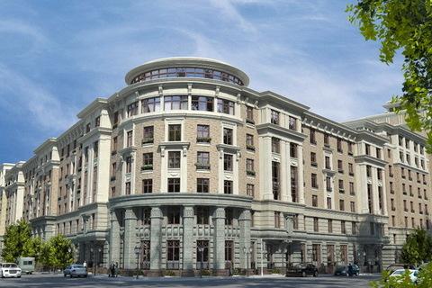 Пентхаус 225 кв.м, ЖК «Grand Deluxe» на Плющихе - Фото 4