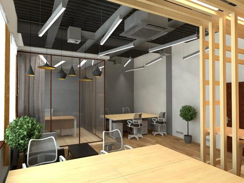 Продажа офиса 50 кв.м. класса - Фото 3