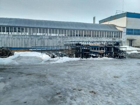 Производственно-складской комплекс 3710 кв.м, участок 2 Га. - Фото 2