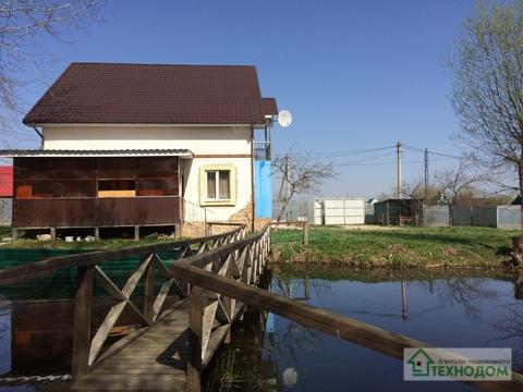 Дом 160 кв.м. с.Троицкое, Чеховский р-н - Фото 2
