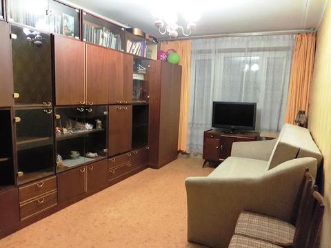 Двухкомнатная квартира недорогая на Кантемировской - Фото 1