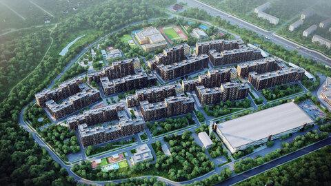 Фото: ЖК VESNA - это современный квартал комплексной зас...;