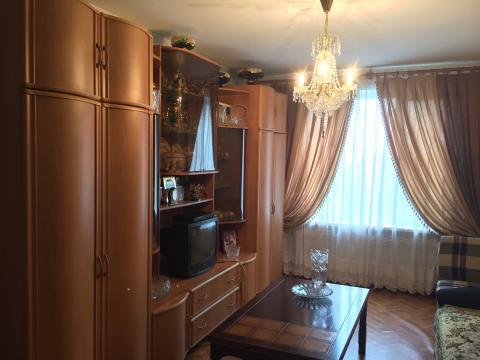 1 к.к. у метро, Купить квартиру в Москве по недорогой цене, ID объекта - 309837246 - Фото 1