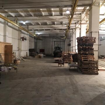 Сдается теплое складское помещение 5700 кв.м 30 км от МКАД Калужское ш - Фото 5