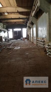 Аренда помещения пл. 770 м2 под производство, склад, , Пушкино . - Фото 5