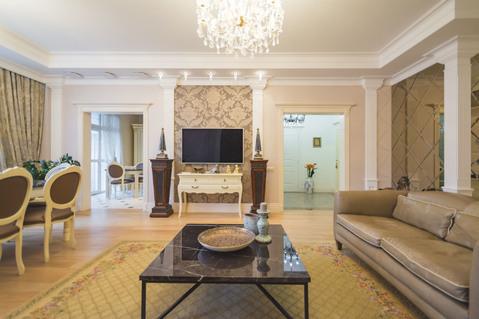 Продам роскошную 4-х квартиру с эксклюзивным дизайнерским ремонтом - Фото 3