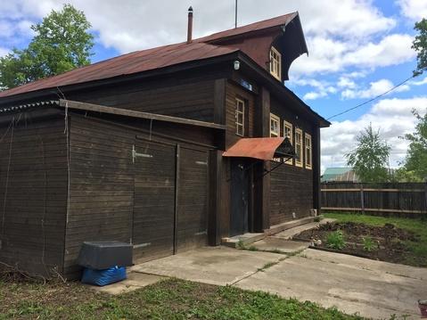 Продается крепкий дом из соснового сруба в 10 мин. ходьбы от р. Волга - Фото 3