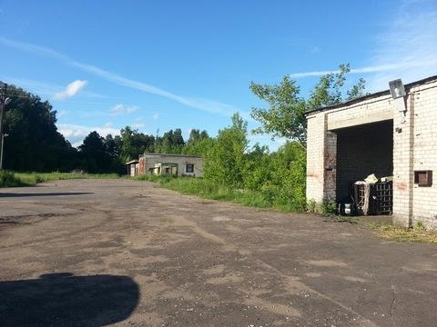 Производственная база 1,5 га С гаражом 600 кв.М. И складом 320 кв.М.м - Фото 5