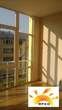 Студия с ремонтом,22м2, новый дом, Ялта,3эт, балкон, всё для отдыха, ж - Фото 1