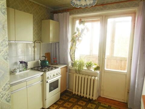 1-комнатная квартира 34 м2 (улучшенка). Этаж: 5/5 панельного дома. - Фото 3