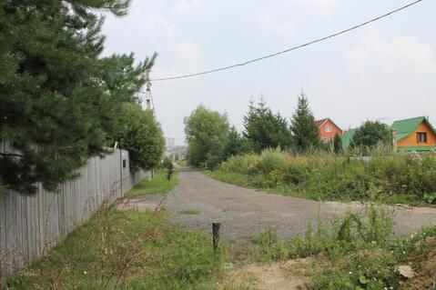 Уникальное предложение продается участок 12 соток в черте г.Домодедово - Фото 5