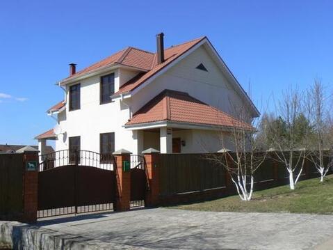 Продажа от собственник, коттедж, баня, под ключ на 1 линии р. Волга в - Фото 1