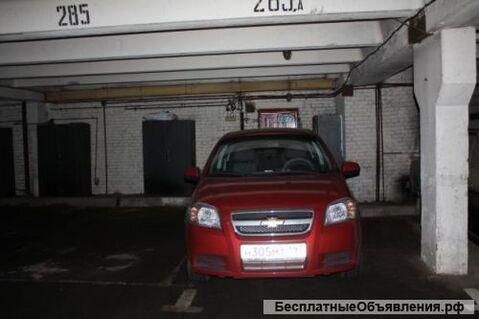 Продается машиноместо в ГСК 1 Вавилова 5 кор 1 - Фото 3