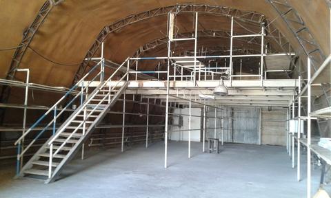 Сдается ! Теплое складское помещение 300 кв.м , Ангар пол бетон. - Фото 2