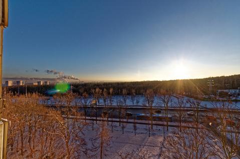 2-х ком. кв, м. Калужская, Балаклавский проспект, дом 48к1, ремонт, - Фото 2