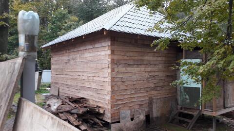 Дом 200м с участком 11 соток в д. Лапшинка, 8 км от МКАД - Фото 3