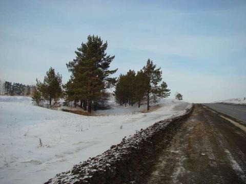 Участок 1,3 га по Качугскому тракту 16 км от Иркутска - Фото 1