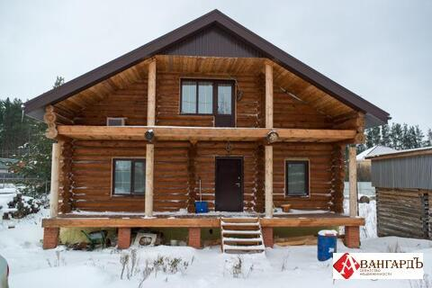 Елабуга новый бревенчатый дом 210кв.м. - Фото 1
