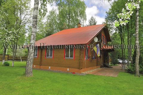 Глашино. Жилой дом с банно-бассейным комплексом, гостевым домом в лесу - Фото 2