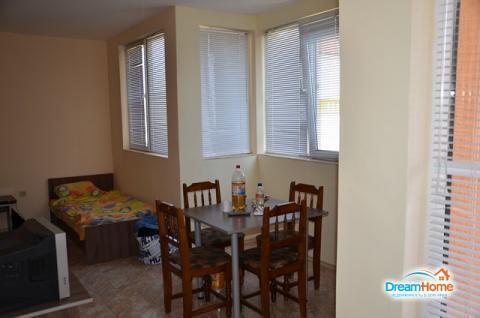Недорогая квартира с одной спальней в Болгарии, Солнечный Берег - Фото 1