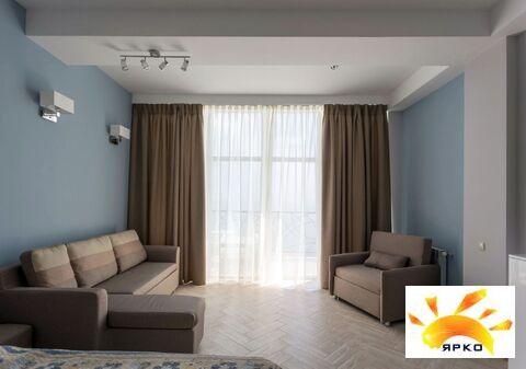 Апартаменты на берегу черного моря Ялта (Курпаты) 49м2 - Фото 4
