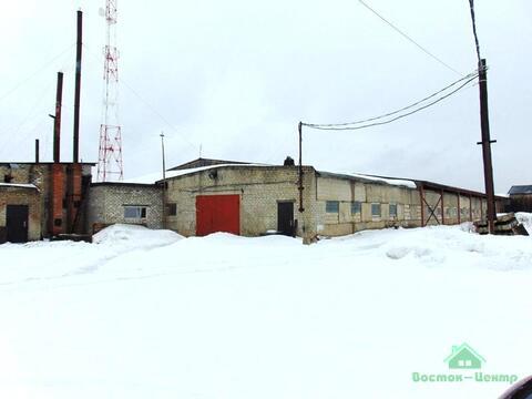 Блочно-кирпичное здание с земельным участком - пос.Горка - 90 км МКАД - Фото 1