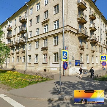 Трехкоматная квартира в сталинке у метро Черная Речка в Прямой продаже - Фото 2