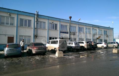 Складской комплекс 11325 м2 в Домодедово, Краснодарская 12 - Фото 5