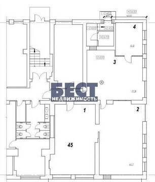 Аренда офиса в Москве, Академическая, 150 кв.м, класс B. Офис пл. 150 . - Фото 3