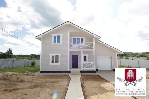 Продается новый дом из бруса в СНТ Машки - Фото 1