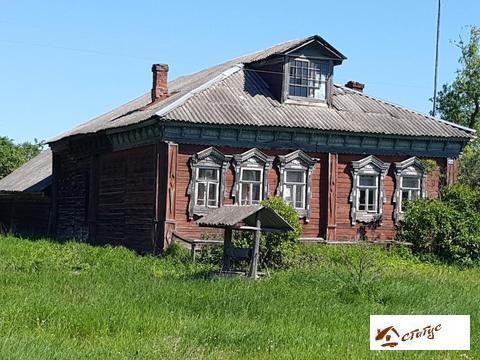 Дом 99 м2 (бревно) - Фото 1